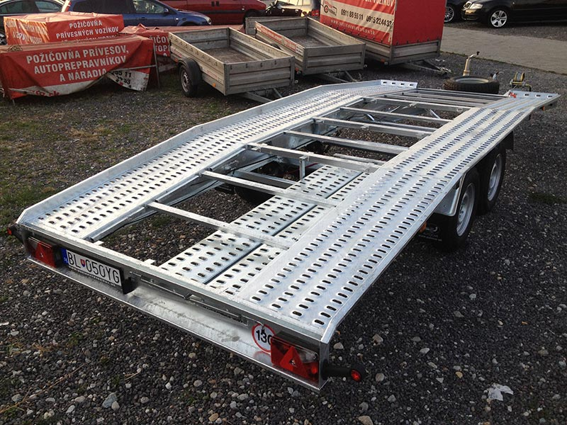 Autoprepravník L 130km/h (3 tony) (1 ks)